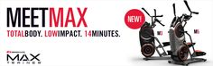 Bowflex MAX Trainer  - I cannot wait to get this machine to re-ignite my fitness and get me to my goals.