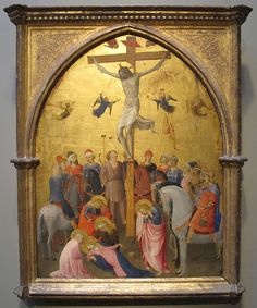 """The Crucifizion"" by Fra Angelico"