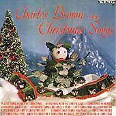 Charles Brown Sings #Christmas Songs Cd King 1988 Reissue KCD-775 Soul #Piano