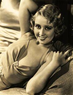 Miss Blondell
