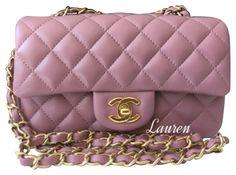 Chanel Mini Rectanguar Mini Cross Body Bag