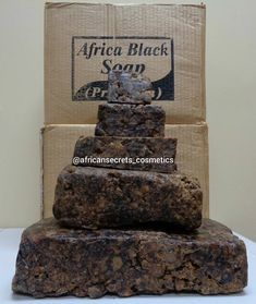 African Black Soap, Cleanse, Skin Care, Treats, Cosmetics, Desserts, Hair, Instagram, Food