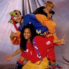 TLC | R&B, hip hop, soul, funk and new jack swing