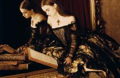 Helena Bonham Carter by John Swannell