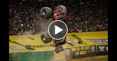 Monster Jam Most Difficult Move made in Show