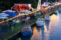 Frankfurt am Main, Museum Embankment Festival