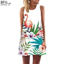1589fbf42f9 2018 Summer Floral Print Boho Dresses. Get it for FREE! You just pay for