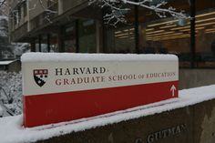 The Harvard Graduate School of Education is located on Appian Way in the heart of Harvard Square. #hgse @harvarded
