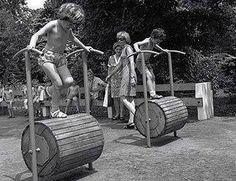 Treadwheel, Hungary, 1980s