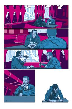 Preview: The Punisher #3, Page 3 of 4 - Comic Book Resources