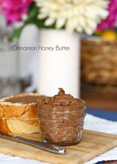 Cinnamon Honey Butte
