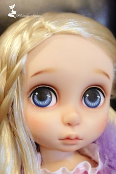 disneydoll custom repaint | Flickr - Photo Sharing!