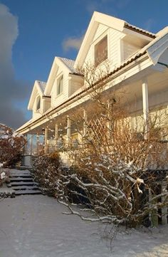 Shabby and Charme: Nordic Style…Natale in una bella casa norvegese
