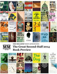 The Millions : Most Anticipated: The Great Second-Half 2014 Book Preview