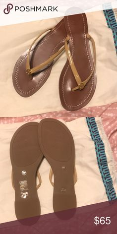 New Tory Burch Sandals Brand new Tory Burch Sandals size 11 got them from Nordstrom Tory Burch Shoes Sandals