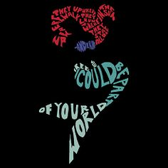 Drawn Typography -- Ariel