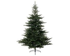 75ft hampton spruce feel real artificial christmas tree - Real Looking Artificial Christmas Trees