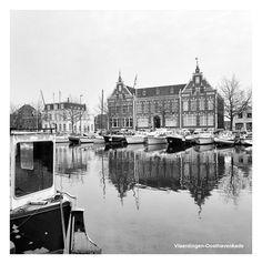 Oude Haven met Oosthavenkade-Vlaardingen