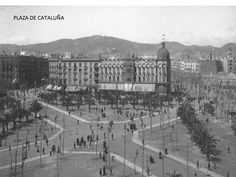 """Más fotos antiguas de Barcelona. Me encantan las fotos antiguas de Barcelona y con ésta van tres series de fotos de la Ciudad Condal. El origen de todas ellas son """"esos powerpoints"""" que…"""