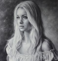 Wonderful Portrait Drawings by Igor Kazarin