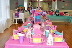 """Photo 1 of 102: Doctor Theme / Birthday """"DocMcStuffins Party"""" 