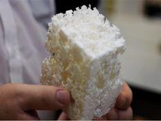 World's first 3D printed soil reveals secrets underground