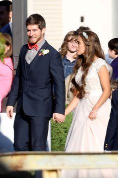 Here Comes The Bride! Inside Radiant Jessa Duggar's Wedding Album