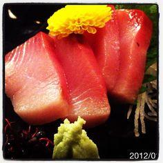 はまち刺 Yellowtail tuna 赤ちょうちん@国分寺  - @ogu_ogu- #webstagram