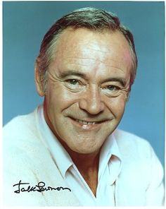 Jack Lemmon Autograph 8x10 Photo - Certificate of Authenticity Included - Please Read Our Service Pledge and Autograph Guarantee - $125 - #gifts #celebrity gifts #celebrity autograph