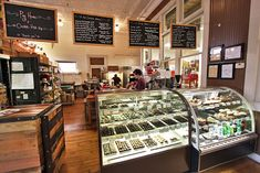 The Hot Chcolatier, in Chattanooga's Southside neighborhood, makes gourmet pastries, desserts, and chocolates Best Places To Live, Places To Eat, Great Places, Mountain Vacations, A Whole New World, Main Street, Chocolates, Pastries, Nashville