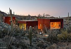 Unconventional ultra-modern homes across America.