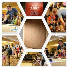 Over 80 kids learned how to Code a Copter yesterday in Matt Schmidt's sessions at #ThatConference! Thanks for helping inspire some potential developers of the future! #WeAreOmni
