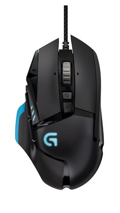 Logitech 910-004076 G502 Proteus Core Tunable Gaming Mouse, colore: Nero/Antracite