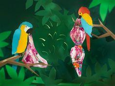 news.exklusiv Tinkerbell, Parrot, Disney Characters, Fictional Characters, Bird, Disney Princess, News, Animals, Parrot Bird