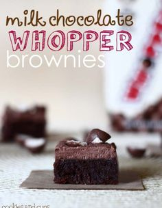 Brownies/Blondies Archives - Cookies and Cups