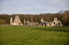 Abbaye de Vauclair... sur le chemin des Dames