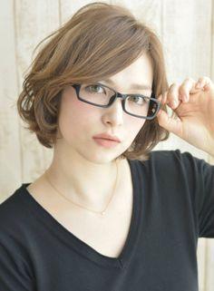 ナチュラルショートボブ 【Noz】 http://beautynavi.woman.excite.co.jp/salon/24211?pint ≪ #bobhair #bobstyle #bobhairstyle #hairstyle・ボブ・ヘアスタイル・髪型・髪形 ≫