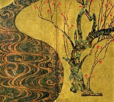 Image result for japanese water flowing artwork