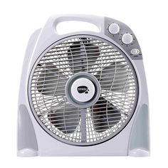 Ventilado de Suelo Oscilante/Temporizador Acamar #ventiladores #suelo