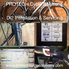 For all your Shimano Di2 needs, look no further than PROTECH Cycle Solutions!