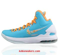 Nike KD V Easter Kevin Durant Basketball shoes #KD #5