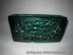 designed by Jurnikl Czech Glass, Decorative Items, Vase, Antiques, Tableware, Design, Home Decor, Antiquities, Antique