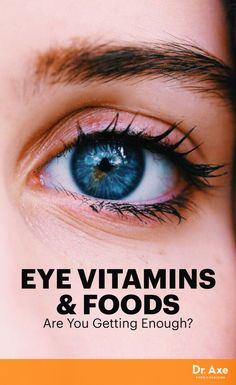 The Top 7 Eye Vitamins