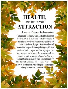 *$$$ There are so many wonderful things that are available in this wonderful world; and Financial Prosperity opens the door to so many of those things... ~Abraham Hicks $$$...