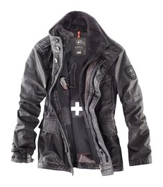 Strellson Swiss Cross Revival Jacket by PiaD