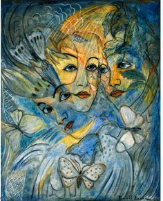 Francis Picabia Lunis, also from circa 1929