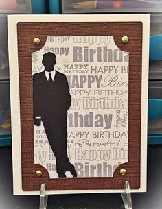 Birthday Cards For Men Man Handmade Boy Mens