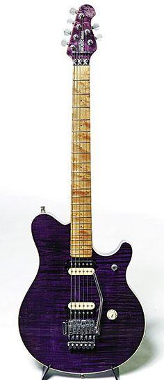 Steve Lukather 1992 Ernie Ball EVH (3rd one made)