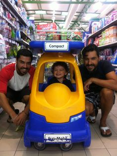 Telco car