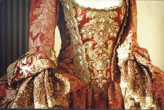 Dettaglio costume 1700 by Scatola Magica